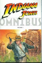 Indiana Jones Graphic Novels